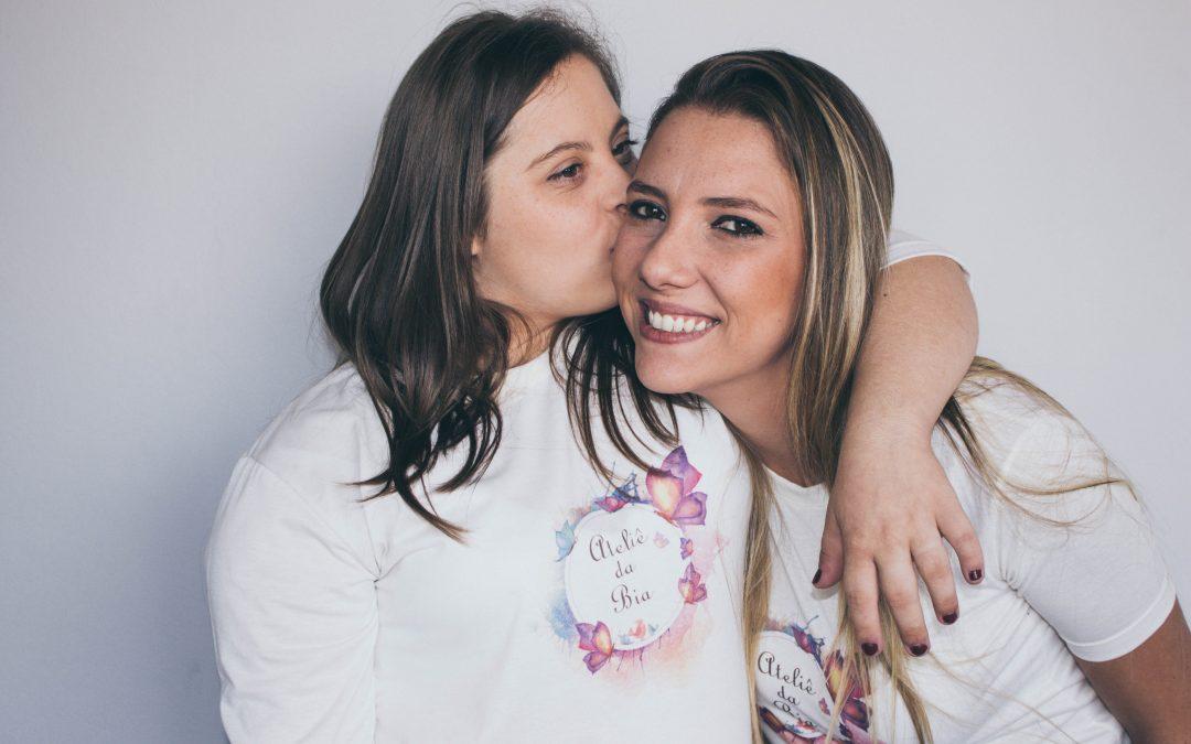 Conheça as irmãs idealizadoras do EmpreenDown