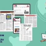 Nossa luta pela Educação Inclusiva ganha destaque na imprensa