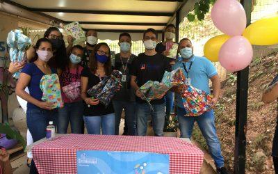 Campanha 'Coleção de Sorrisos' arrecada presentes para crianças